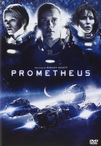 Prometheus - Noomi Rapace - DVD