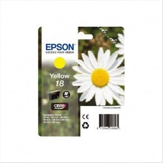 Cartuccia Epson Giallo 18 C13T18044010 Originale