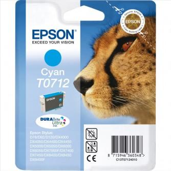 Epson C13T07124011 cartuccia originale per D78 - colore di stampa ciano