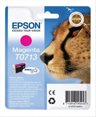 Epson cartuccia originale per D78 - colore di stampa magenta