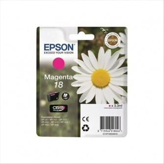 Cartuccia epson magenta 18 C13T18034010