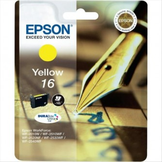 EPSON CARTUCCIA GIALLO 16 - C13T16244010
