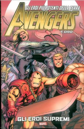 """The Avengers Marvel- n.19 """" Gli eroi supremi"""""""