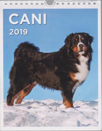 Calendario-  cani 2019 - pocket -  n. 3 -6 novembre 2018