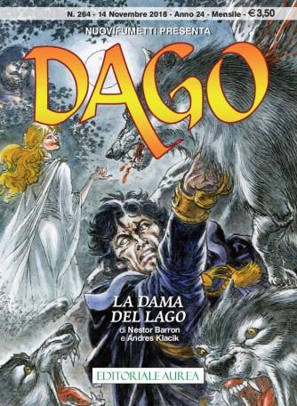 Dago Anno 22 In Poi - N° 264 - La Dama Del Lago - Nuovifumetti Presenta Editoriale Aurea