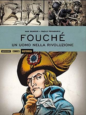 Historica nr.35 -Un uomo nella rivoluzione. Fouché  Fumetto