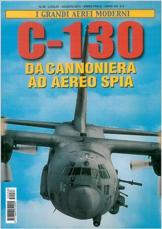 I Grandi Aerei Moderni - C-130 Da Cannoniera ad aereo spia