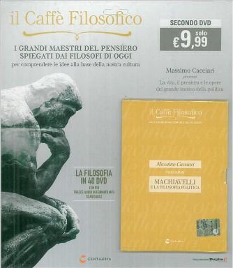 DVD il Caffe' Filosofico vol.2 - Massimo Cacciari racconta Machiavelli