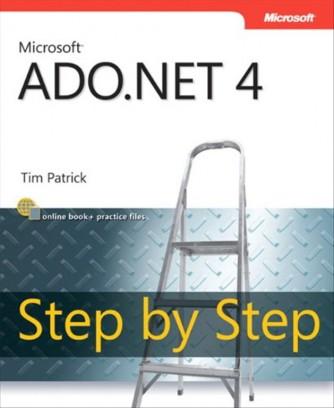 Microsoft ADO.NET 4 Step by Step (Inglese) Copertina flessibile di Tim Patrick