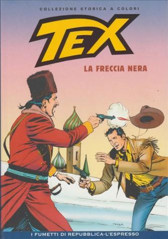 Tex Collezione Storica a colori - La freccia nera #36 - I fumetti di Repubblica
