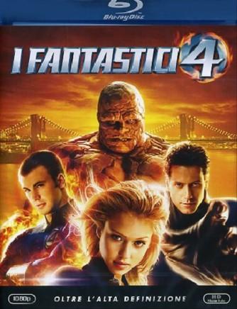 I FANTASTICI 4 - FILM BLU RAY