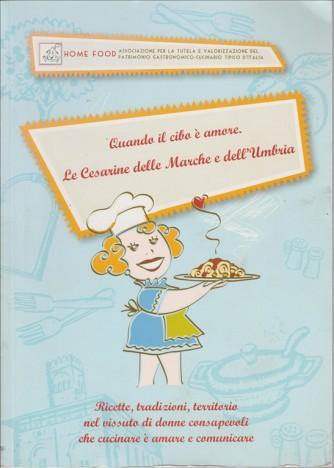 Le Cesarine delle Marche e dell'Umbria - Ricette cucina