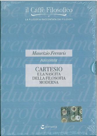 "DVD ""Il Caffè filosofico 3: Maurizio Ferraris racconta CARTESIO"""