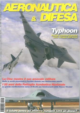Aeronautica & Difesa - Mensile n.348 Ottobre 2015