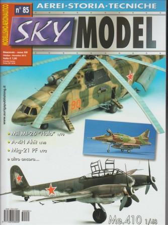 Sky Model - Modellismo aeronautico - ottobre/novembre 2015