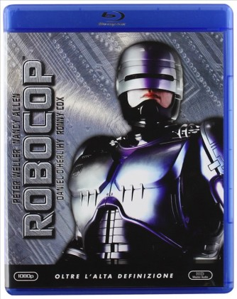 ROBOCOP - FILM BLU RAY