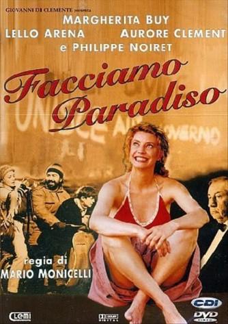 Facciamo Paradiso - Lello Arena - DVD