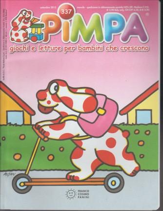 Pimpa - giochi e letture per bambini che crescono n. 337