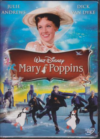 I Dvd Di Sorrisi - Mary Poppins - n. 4 - settimanale - gennaio 2019