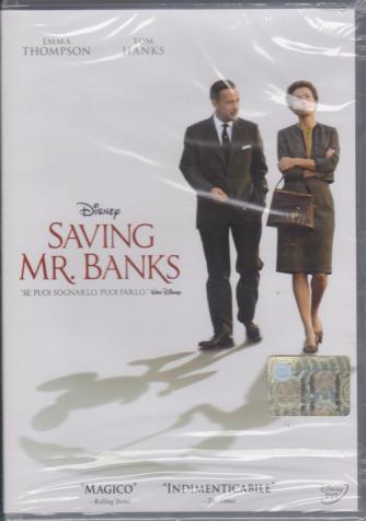 I Dvd Di Sorrisi - n. 5 - settimanale - gennaio 2019  - Saving Mr. Banks