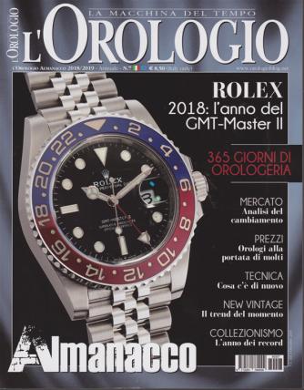L'orologio Almanacco - n. 7 - annuale -