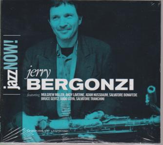 Jazz Now - Jerry Bergonzi - n. 11 - 27 dicembre 2018 -