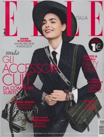 Elle Italia - n. 20 - 12/1/2019 - settimanale