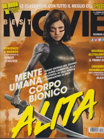 Best Movie - n. 1 - gennaio 2019 - mensile