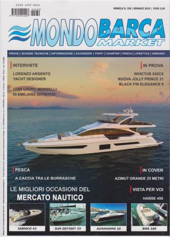 Mondo Barca Market - n. 230 - mensile - gennaio 2019