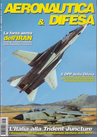 Aeronautica E Difesa - n. 387 - gennaio 2019 - mensile