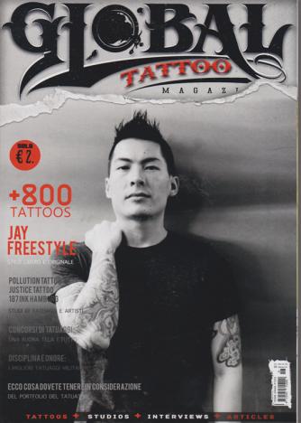 Global tattoo magazine - 6/12/2018 -