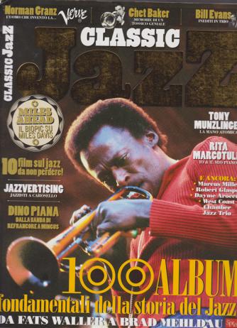 Classic jazz n. 1 - bimestrale - novembre - dicembre 2018