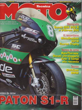 Super Moto Tecnica - n. 8 - bimestrale - dicembre - gennaio 2019