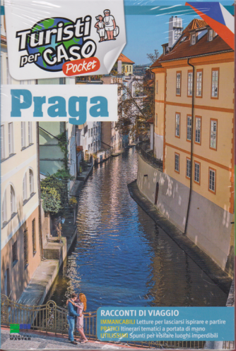 Turisti per caso pocket - n. 1 - Praga - bimestrale - 28/12/2018Turist.X Caso Comp28 - Pocket - Praga