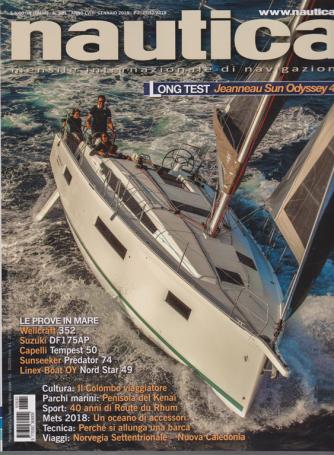 Nautica - n. 681 - gennaio 2019 - mensile