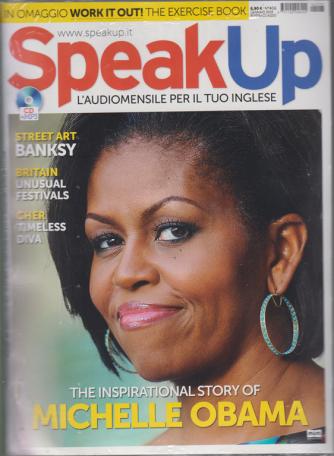 Speak Up - n. 406 - gennaio 2019 - rivista + cd audio - mensile