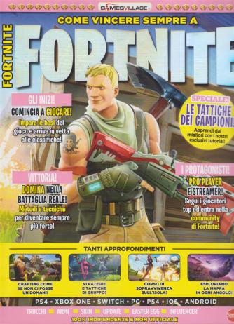 Games Village Speciale - n. 2 - bimestrale - dicembre - gennaio 2018