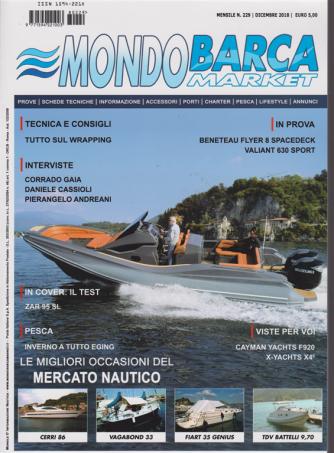 Mondo Barca Market -  - n. 229 - mensile - dicembre 2018