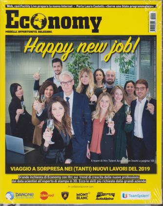 Economy + Economy Hub - n. 19 - gennaio - febbraio 2019 - 2 riviste