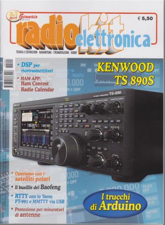 Radiokit Elettronica - n. 1 - gennaio 2019 - mensile