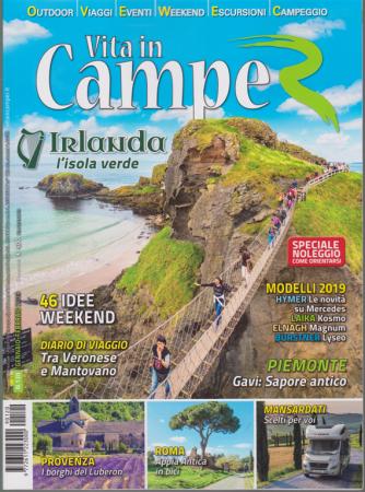 Vita In Camper - n. 120 - gennaio - febbraio 2019 - bimestrale