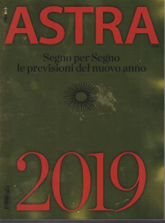Speciale Astra - 2019 - n. 1 - bimestrale - gennaio 2019