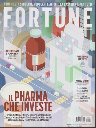 Fortune - n. 1 - mensile - gennaio 2019 -