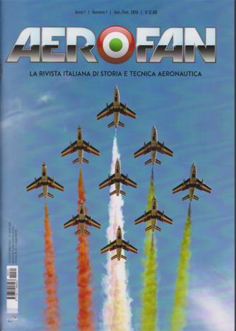Aerofan - n. 1 - gennaio - febbraio 2019 - bimestrale