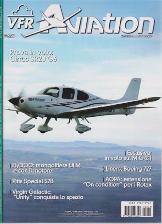 Vfr Aviation - N. 43 - Gennaio 2019 - mensile di aviazione