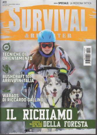 Survival n. 1 - gennaio - febbraio 2019 - bimestrale -