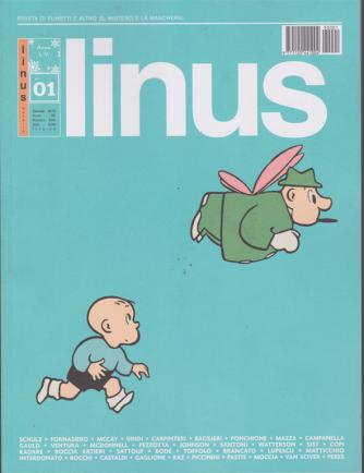 Linus - n. 1 - gennaio 2019 - mensile