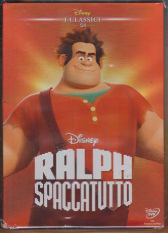I Dvd Di Sorrisi - Ralph Spaccatutto - n. 6 - settimanale - febbraio 2019