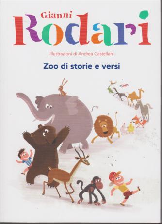 Le Grandi Collezioni - n. 17 - Gianni Rodari - Zoo di storie e versi - settimanale -