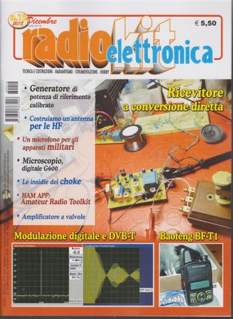 Radiokit Elettronica - n. 12 - dicembre 2018 - mensile